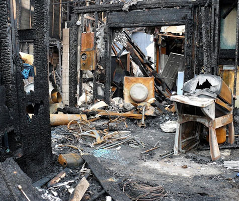 Fire Damage Property