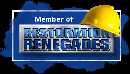 Member of Restoration Renegades badge