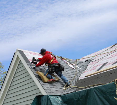 Repairing Storm Damage Roofs